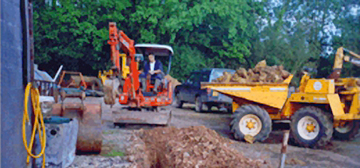 plant hire somerset