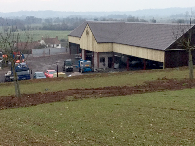 steel framed buildings somerset